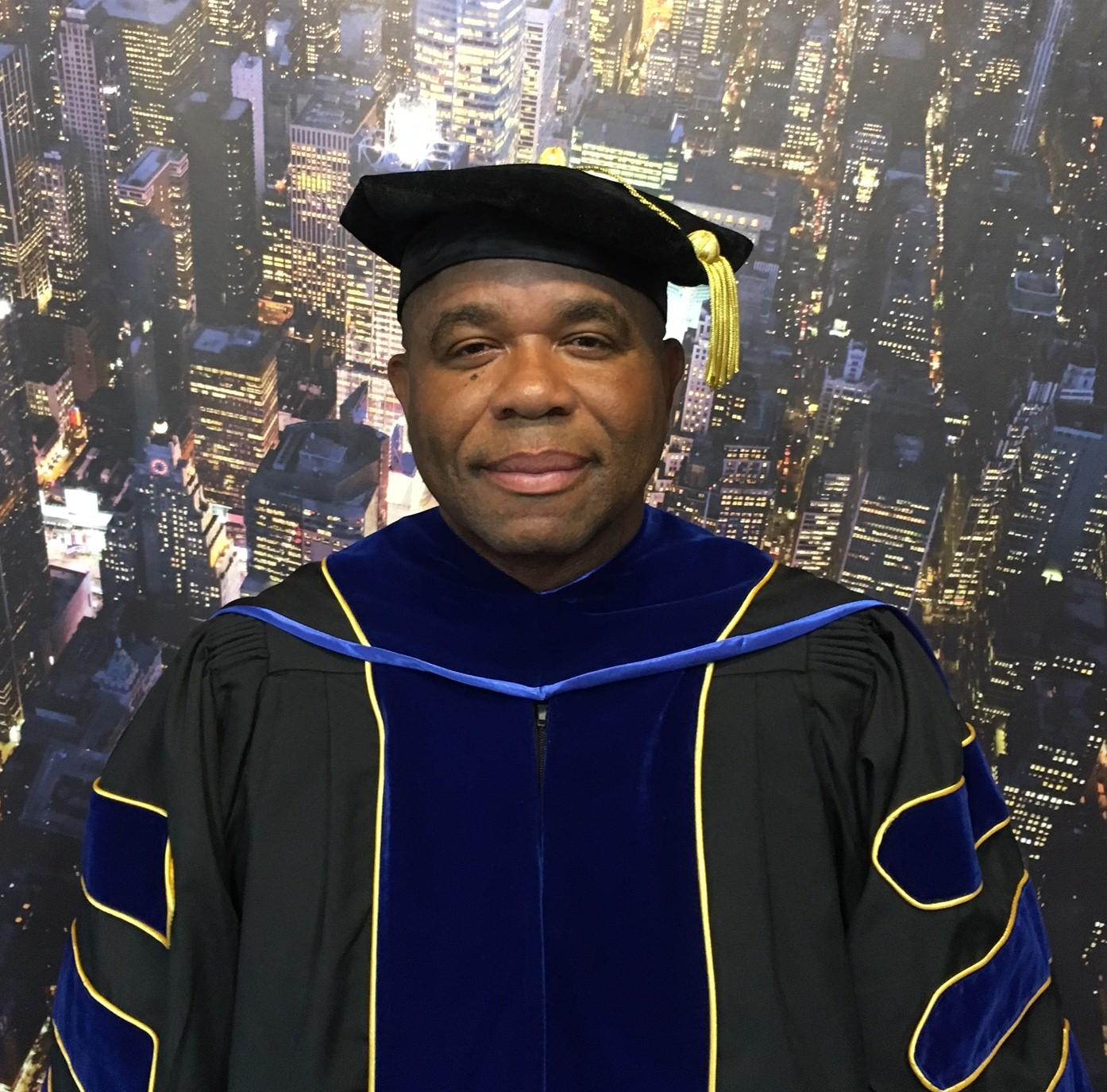 Pauls DBA Grad Photo